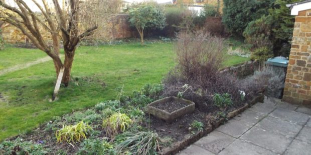 Garden maintenance, Bodicote