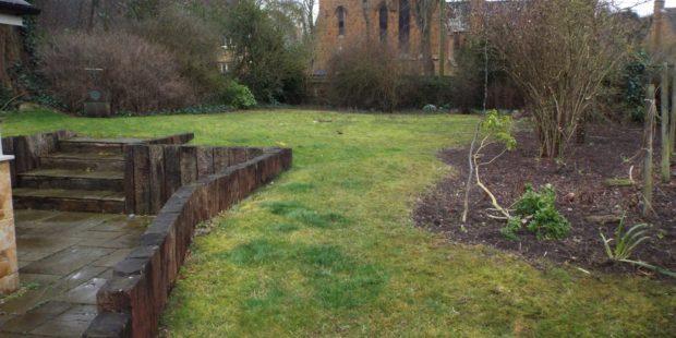 Garden Planting scheme, Avon Dasset, Warwickshire