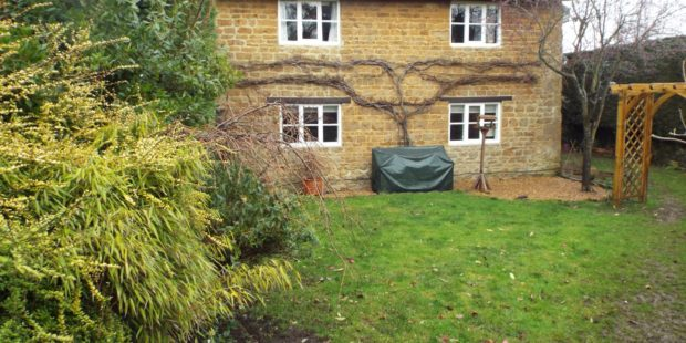 Small garden makeover, Wroxton, Oxfordshire