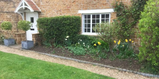 Garden maintenance, Great Bourton