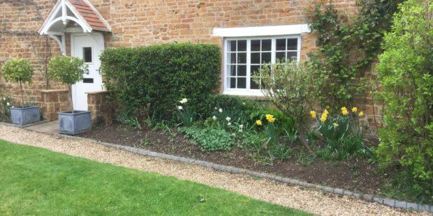Garden maintenance, Great Bourton