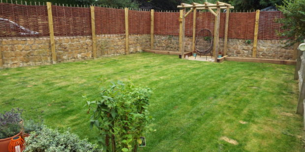 Garden makeover Fenny Compton