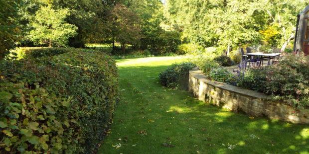 New garden maintenance, Turweston, Brackley