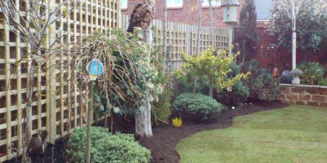 Garden design & build, Middleton Cheney