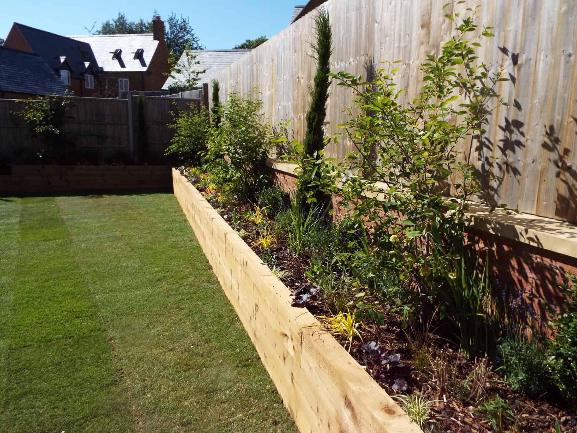 Middleton Cheney Garden Makeover - Alexander John Garden ...
