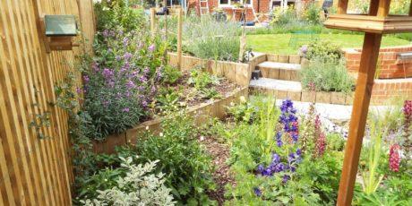 Hook Norton Cottage Garden Makeover