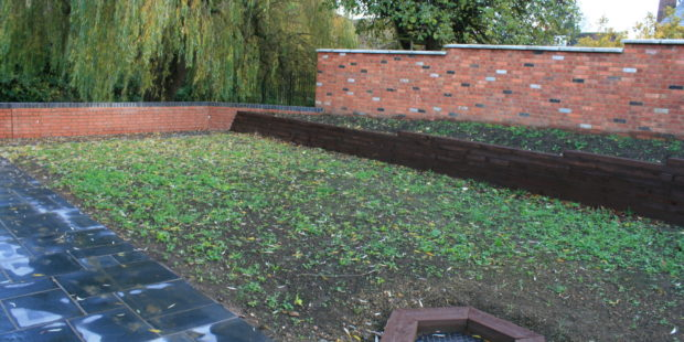 Cropredy Garden Planting scheme